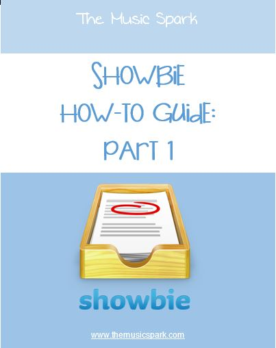Showbie Guide Cover